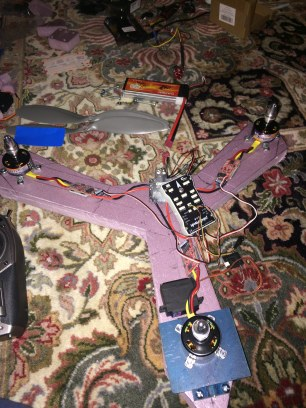 Tri-Copter, Tilt-Rotor, VTOL Drone – Nick Restivo